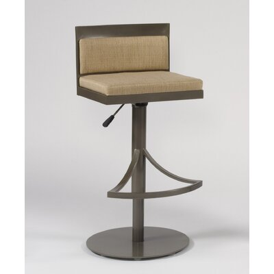 Johnston Casuals Matrix Adjustable Swivel Barstool