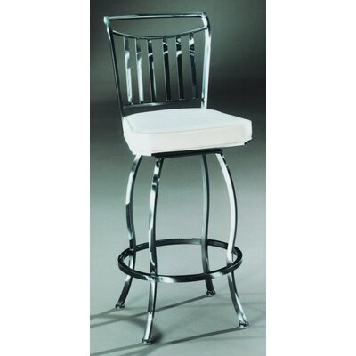 Johnston Casuals Marchant Contemporary Swivel Barstool