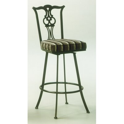 Princeton Contemporary Swivel Barstool