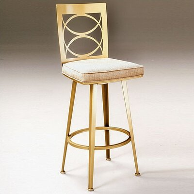 Arena Contemporary Swivel Barstool