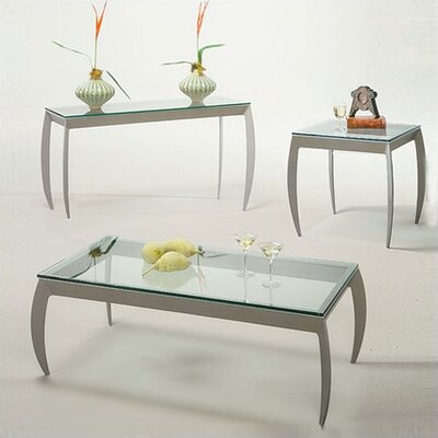 Johnston Casuals Talon Rectangular Coffee Table Set