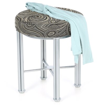 Johnston Casuals Tiffany Contemporary Vanity Stool