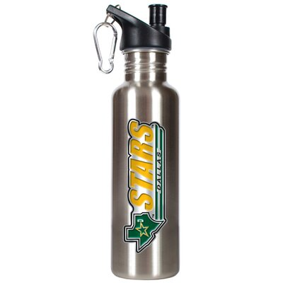 Great American Products NHL 26oz Stainless Steel Water Bottle with Pop-up Spout
