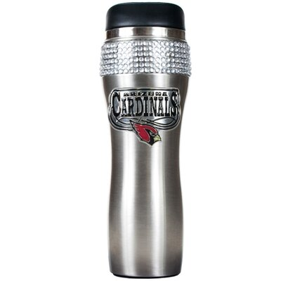 Great American Products NFL 16oz Stainless Steel Bling Tumbler