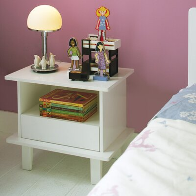 Argington Ayres 1 Drawer Nightstand