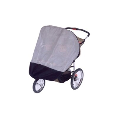 Sasha's Kiddie Products InStep and Schwinn Safari TT Double and Mall Cruiser Double Stroller Sun, Wind and Insect Cover