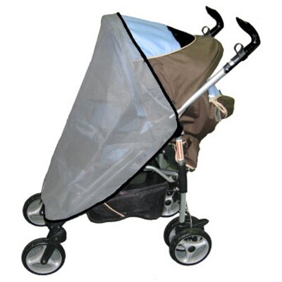 Sasha's Kiddie Products MiaModa Libero and Veloce Stroller Sun, Wind and Insect Cover