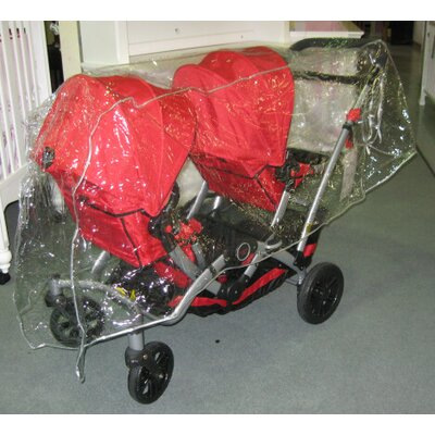 Sasha's Kiddie Products Kolcraft Contours Options/Optima Tandem Stroller Weather Cover
