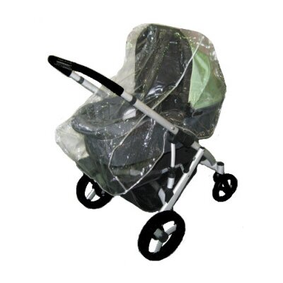 Sasha's Kiddie Products Bassinet Rain And Wind Cover