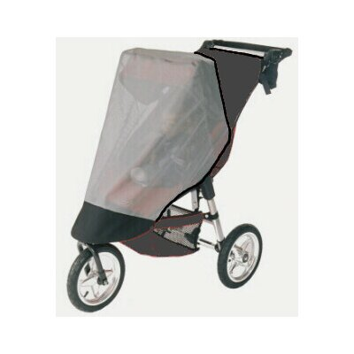Sasha's Kiddie Products Baby Jogger Summit Single Stroller Sun Wind and Insect Cover
