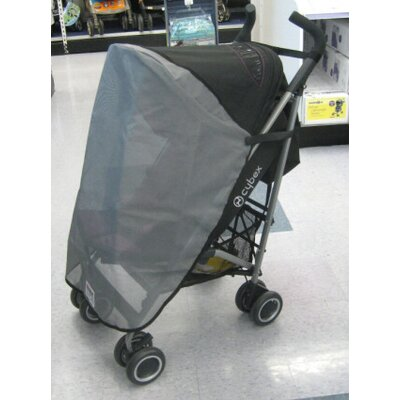 Sasha's Kiddie Products Cybex Callisto, Onyx and Eclipse Single Stroller Sun, Wind and Insect Cover