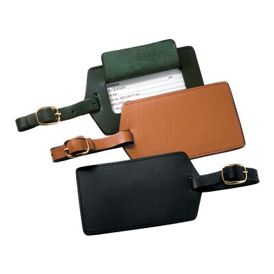 Royce Leather Luggage Tags