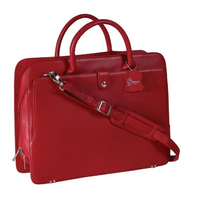 Royce Leather Metropolitan Laptop Briefcase