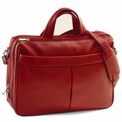 Royce Leather Ladies Laptop Briefcase