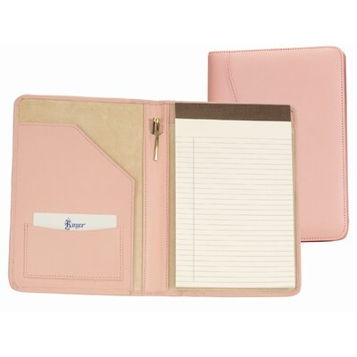 Royce Leather Art Jr. Writing Padfolio