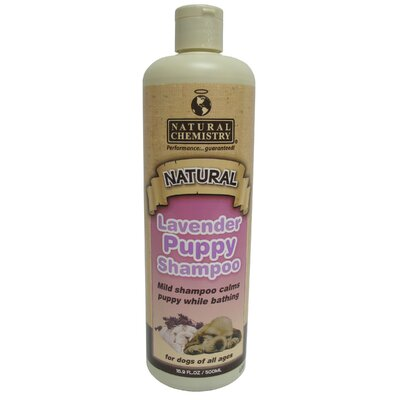Natural Chemistry Puppy Shampoo with Lavender