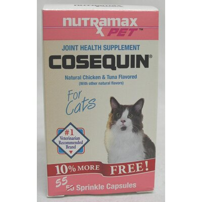 Nutramax 55 Counts Cosequin for Cats