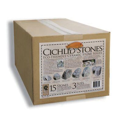 Underwater Galleries Cichlid Stone Bulk Pack