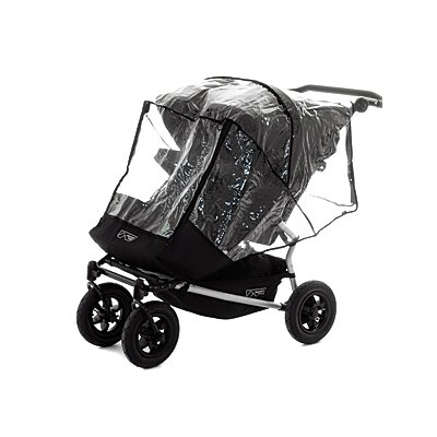 Mountain Buggy Storm Cover for Duet Buggy
