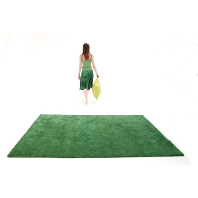 Nanimarquina Cinco Green Rug