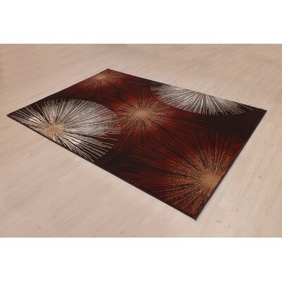 Segma Inc. Monaco Dark Brown Rug