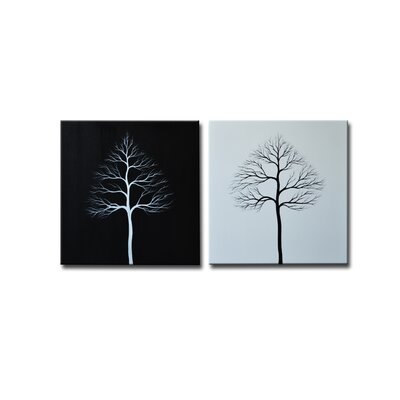 Segma Inc. Radiance Danya Canvas Art (Set of 2)