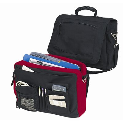 Flap-Over Brief/Computer Case