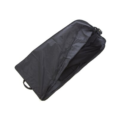 "Goodhope Bags Quick Trip 48"" Garment Bag with Wide Grip Hanger"