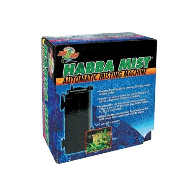 Zoo Med Habba Mist Automatic Misting Machine