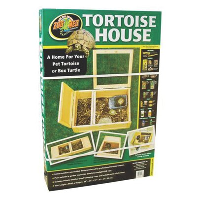 Zoo Med Tortoise House