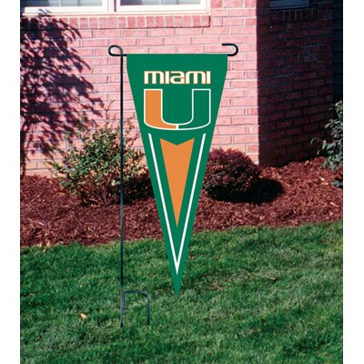 The Party Animal, Inc NCAA Garden Pennant