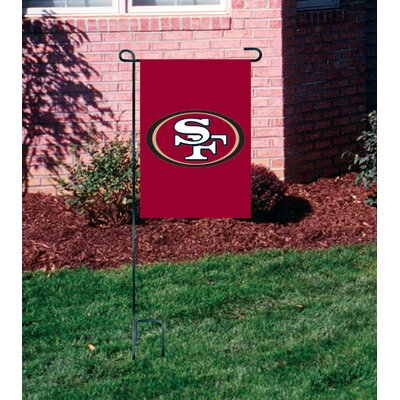 The Party Animal, Inc NFL Garden Flag