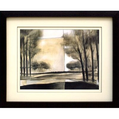 Phoenix Galleries Hidden Grove Framed Print