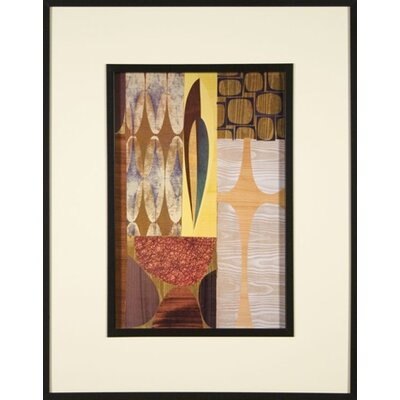 "Phoenix Galleries Luau Framed Print - 29""x 37"""