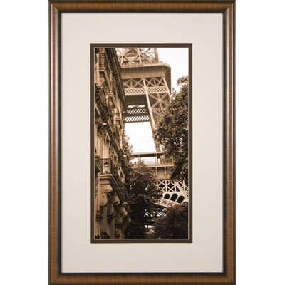 Phoenix Galleries La Tour Eiffel 2 Framed Print