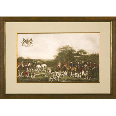 Phoenix Galleries The Meet at Blagdon Framed Print