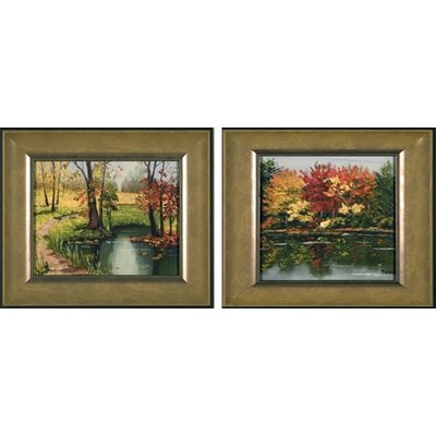 Phoenix Galleries Woodland Scene Framed Prints