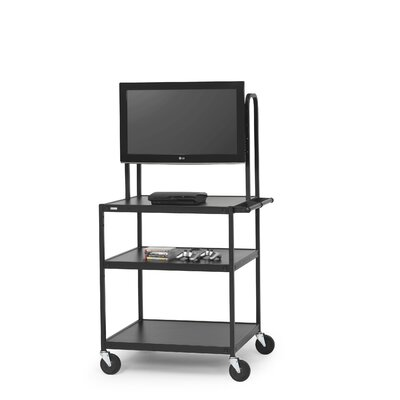 Bretford Manufacturing Inc Cart for 26&quot; to 42&quot; Flat Panels