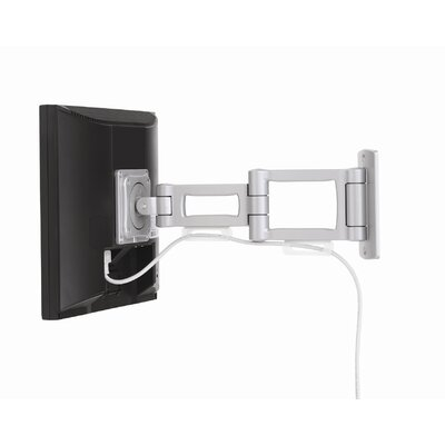 Bretford Manufacturing Inc Small Flat  Panel Wall Mount with Extension