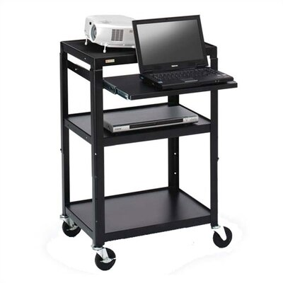 Bretford Manufacturing Inc Adjustable Projector / Laptop Cart