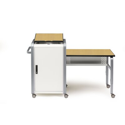 Bretford Manufacturing Inc EDU 2.0 Presentation Shuttle Optional Side Table