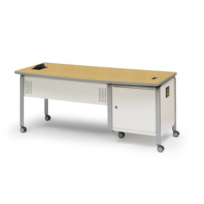 "Bretford Manufacturing Inc EDU 2 29"" Instructor Tech Desk"