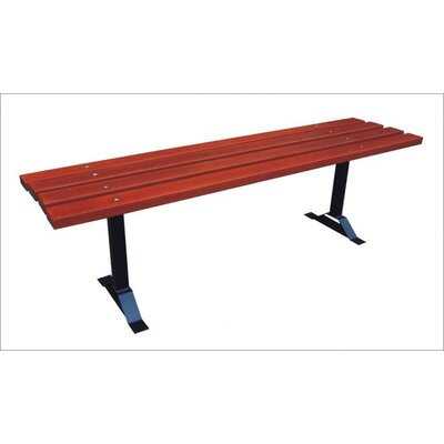 Commercial Metal Bench