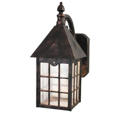 "Melissa Lighting Kiss Series 16"" LED Outdoor Wall Lantern"