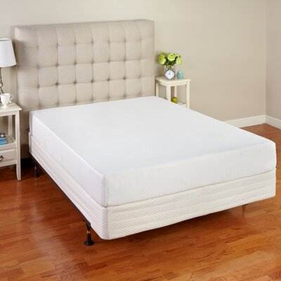 "Classic Brands Silhouette 8"" Memory Foam Mattress"