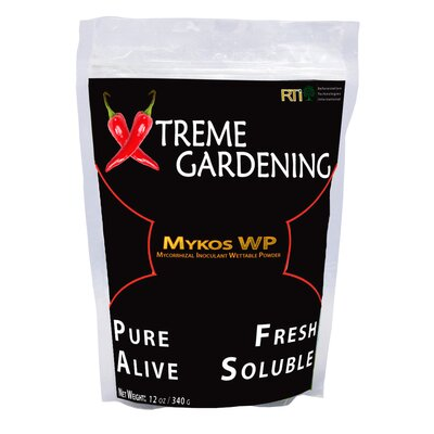 Xtreme Gardening 12 oz. Mykos Wettable Powder Fertilizer