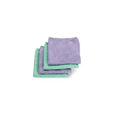 Libman Microfiber Cleaning Cloth (Set of 4)