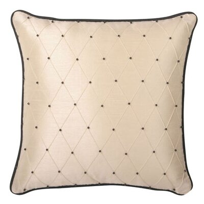 Jennifer Taylor Yorke Pillow with Self Cord