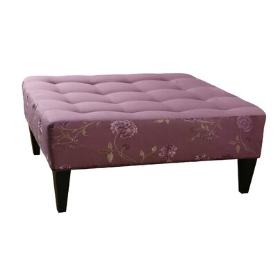Sandy Wilson Daphne Bedroom Ottoman