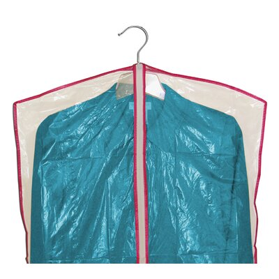 Storage Dynamics Zippered Garment Bags (Set of 13)